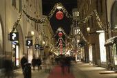 Juldekorationer, Stockholm