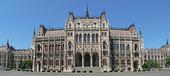 Parlamentsbyggnad i Budapest, Ungern