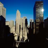 Rockefeller Center i New York, USA
