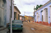 Trinidad da Cuba, Cuba