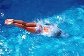 Dyk i pool