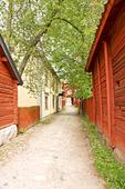 Gamla stan i Linköping