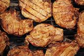 Kött, fläskkotlett