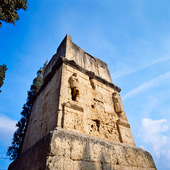Scipos Tower i Tarragona, Spanien