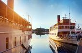 Skärgårdsbåtar, Stockholm
