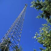 GSM-mast