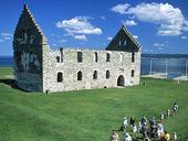 Ruinen av Visingsborgs Slott, Småland