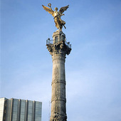 El Angel De La Independencia, Mexico