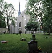 Vadstena klosterkyrka, Östergötland