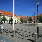 Stortorget i Sölvesborg, Blekinge