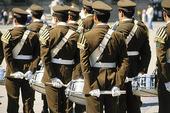 Militärparad, Chile