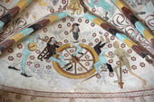 Kyrkomålningar i Härkeberga kyrka