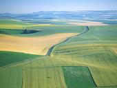 Jordbrukslandskap, Frankrike