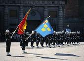 Armeförband vid Stockholms slott