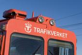 Trafikverkets tåg i Storvik