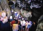 Grotta di Nettuno på Sardinien, Italien
