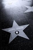 Stjärna i Hollywood.Meryl Streep
