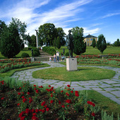 Rottneros park, Värmland