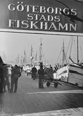 Göteborgs fiskhamn, 1960 talet