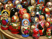 Matryoshka Dolls, Russian Federation