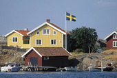Kustbebyggelse, Bohuslän