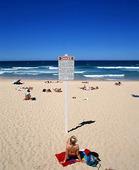 Strand i Queensland, Australien