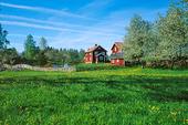 Åsens by, Småland