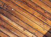 Trädäck på fritidsbåt