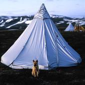 Lappkåta, Lappland