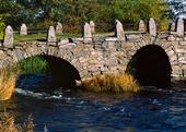 Äldre stenbro