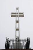 Minneskors på Mount Solidad i San Diego