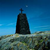 Kummel på ön Heia vid Nordkoster, Bohuslän