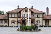 Gamla järnvägsstationen i Kilafors, Hälsingland