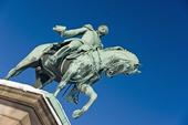 Carl Johan staty, Oslo