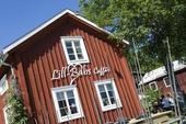 Lill-Babs café i Järvsö, Hälsingland