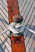 Förtöjning av fritidsbåt