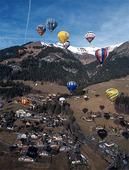Luftballonger, Schweiz