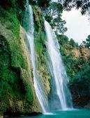 Vattenfall i Provence, Frankrike