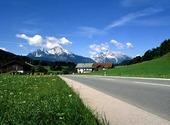 Landsväg, Österrike