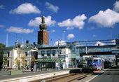 Västerås Järnvägsstation, Västmanla