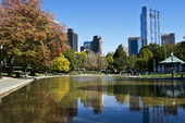 Boston Common, Millennium Tower, USA