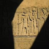 Horustemplet in Edfu, Egypt