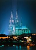 Domkyrkan i köln, Tyskland