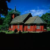 Skålleruds kyrka, Dalsland