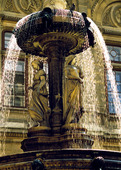 Fontän vid Operhuset i Wien, Österike