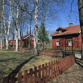 Bergslagsbyn i Borlänge, Dalarna