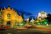 Madrid, Spanien