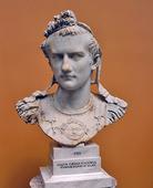 Byst av Gajus Caesar Caligula