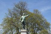 Karl den 12, staty, Stockholm