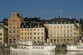 Skeppsbron vid Gamla stan, Stockholm